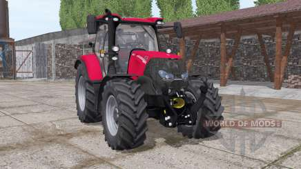 Case IH Maxxum 145 CVX v1.0.0.1 for Farming Simulator 2017