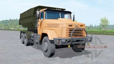 KrAZ 65055 v1.0.0.1 for Farming Simulator 2017