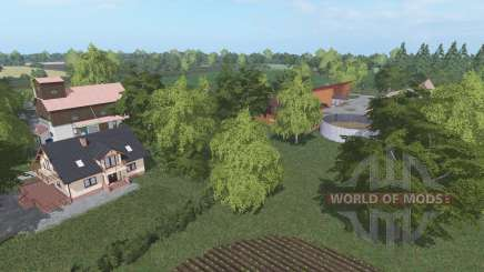 Schleswig-Holstein for Farming Simulator 2017