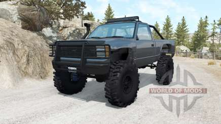 Gavril D-Series off-road v1.6 for BeamNG Drive