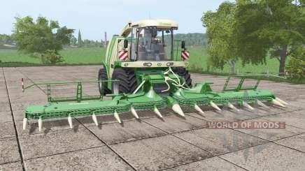 Krone BiG X 1100 bunker v1.1 for Farming Simulator 2017
