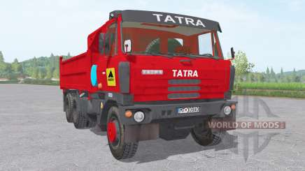 Tatra T815 S3 6x6 1982 for Farming Simulator 2017