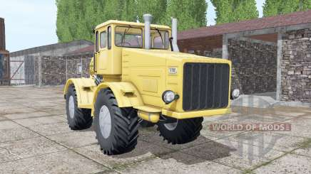 Kirovets K 700 early release for Farming Simulator 2017