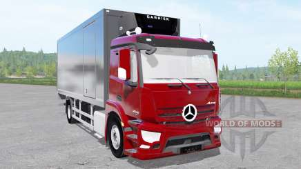 Mercedes-Benz Antos 2040 2012 for Farming Simulator 2017