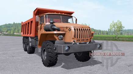Ural 55571 v2.0 for Farming Simulator 2017