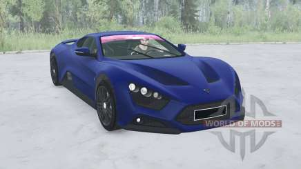 Zenvo ST1 2009 for MudRunner