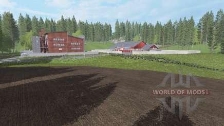 HoT online Farm v1.11 for Farming Simulator 2017