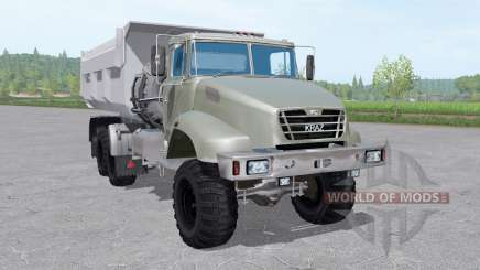 KrAZ C18.1 2011 v1.3 for Farming Simulator 2017