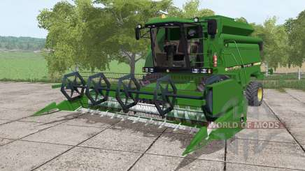 John Deere 2058 v1.1 for Farming Simulator 2017