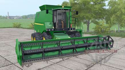 John Deere 1550 4x4 for Farming Simulator 2017