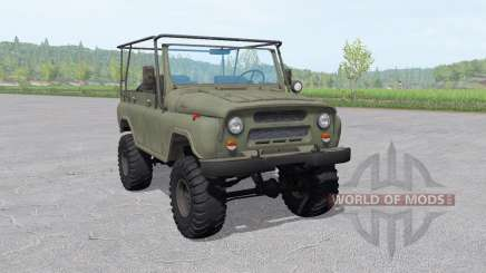 UAZ 31519 for Farming Simulator 2017