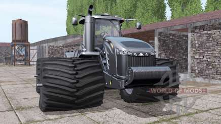 Challenger MT955E 1250hp black for Farming Simulator 2017