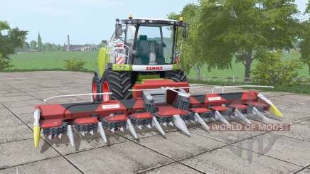CLAAS Jaguar 970 Type 496 for Farming Simulator 2017