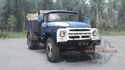 ZIL-130 4x4 for MudRunner