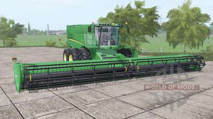 John Deere S790 for Farming Simulator 2017