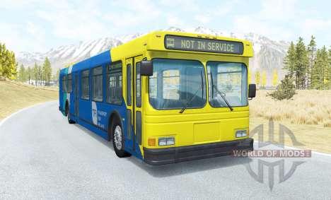 Wentward DT40L Dublin Bus skin pack v1.4 for BeamNG Drive