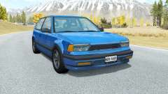 Ibishu Covet Honda B20 engine v0.1 for BeamNG Drive