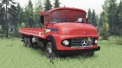 Mercedes-Benz L 1216 v2.0 for Spin Tires