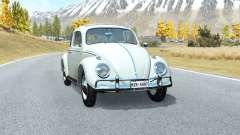 Volkswagen Beetle 1963 v1.1 for BeamNG Drive