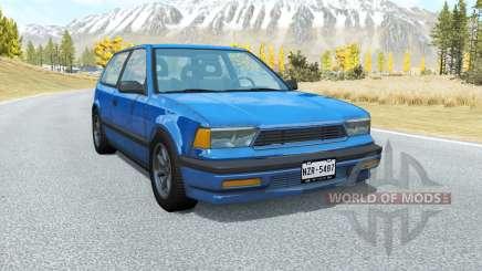 Ibishu Covet Honda B20 engine v0.1 for BeamNG Drive