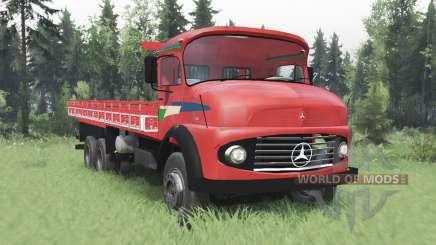 Mercedes-Benz L 1216 v2.0 for Spin Tires