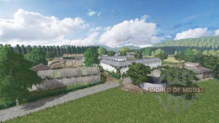 The Valley The Old Farm v1.0.2.2 for Farming Simulator 2017